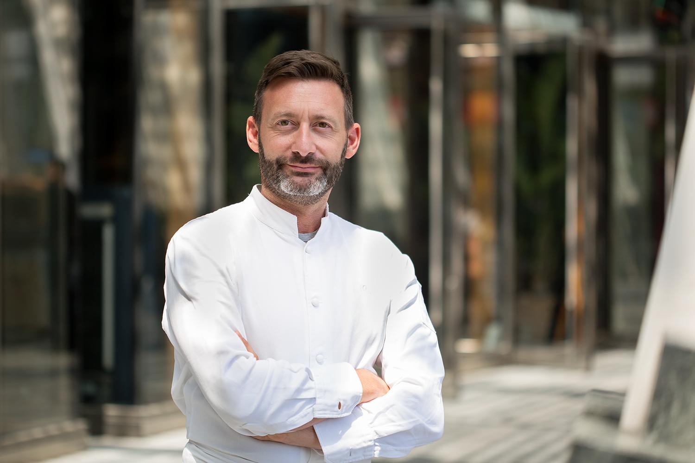 chef stellato Albini