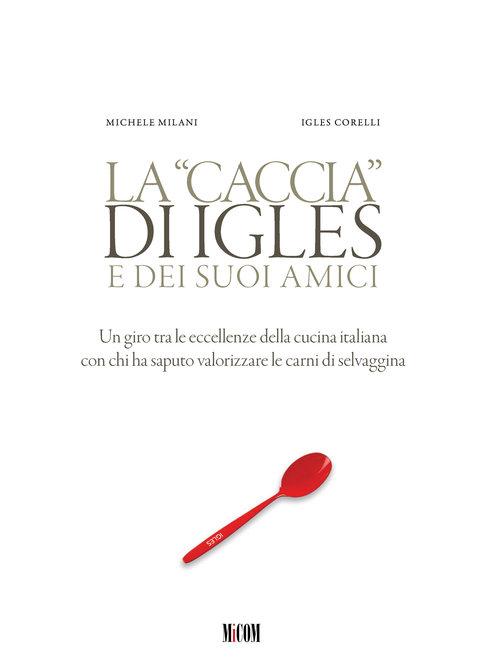 copertina libro La Caccia di Igles e i suoi amici
