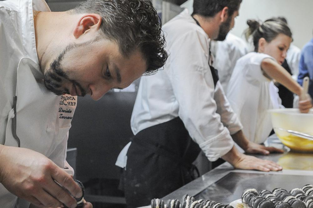 compagnia degli chef