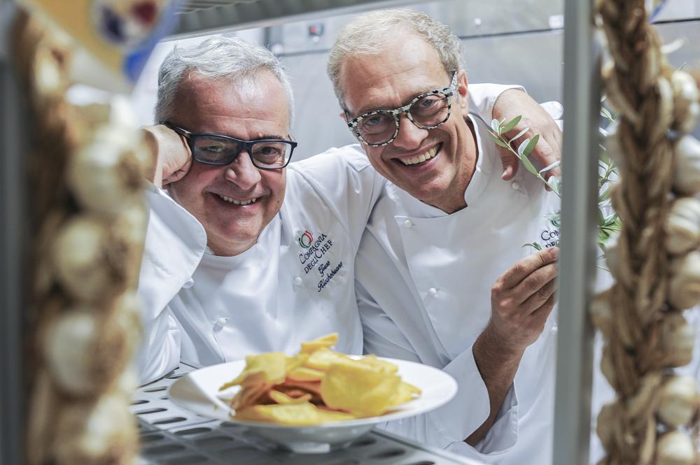 compagnia degli chef giuse ricchebuono nicola batavia