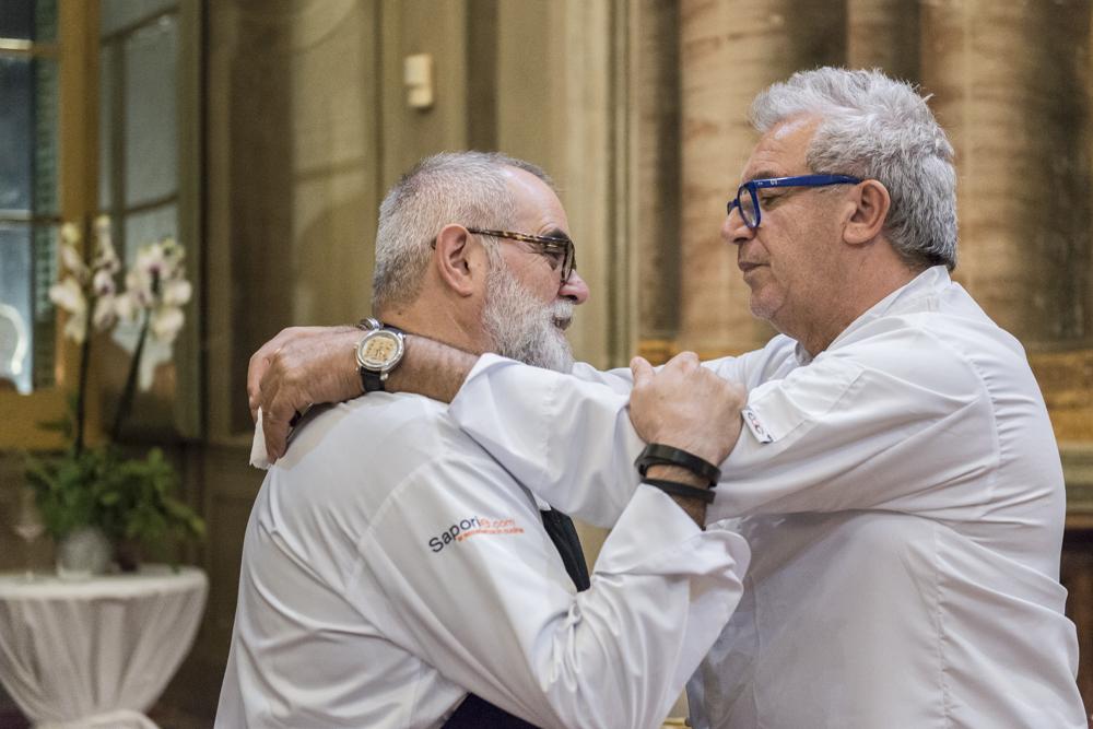 Salvatore Tassa e Igles Corelli
