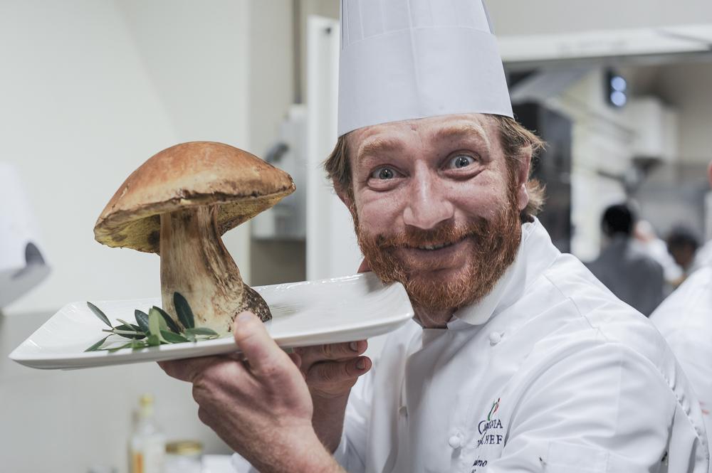 Massimo Spallino funghi porcini
