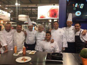 show cooking compagnia degli chef tuttofood