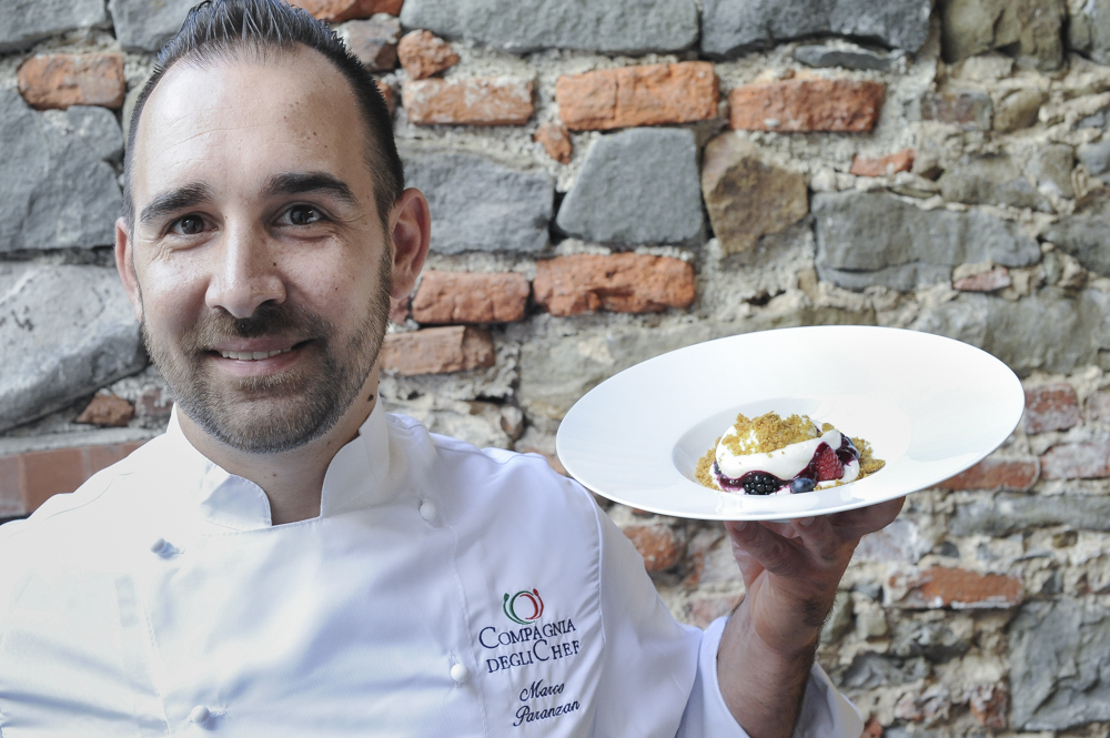 Marco Parenzan chef
