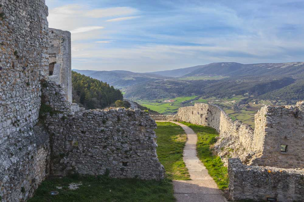 Gargano Monte-Sant'Angelo-Castello