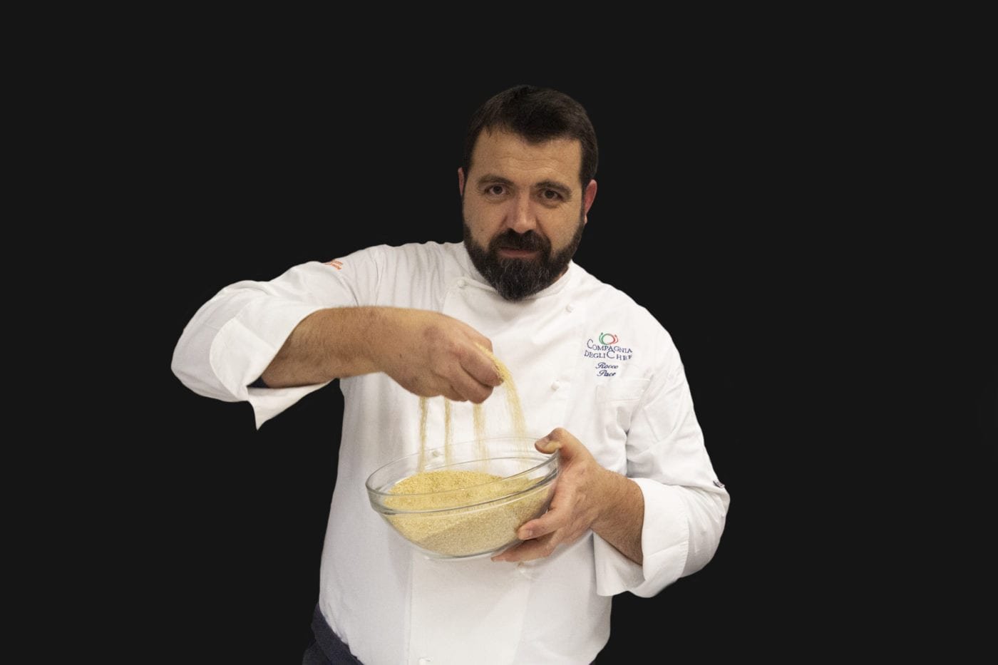 Rocco Pace chef