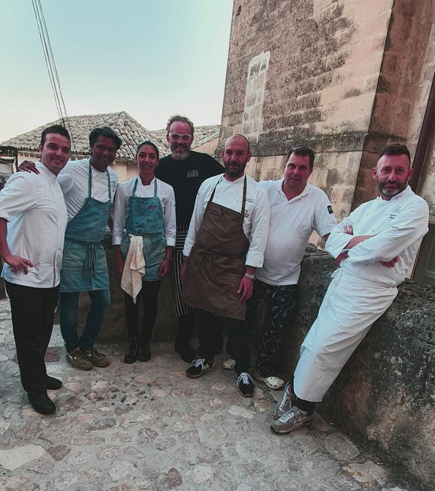 compagnia degli chef Matera